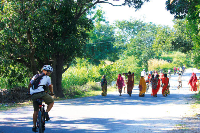 Banyan Tours now offer exotic cycle tours through India.