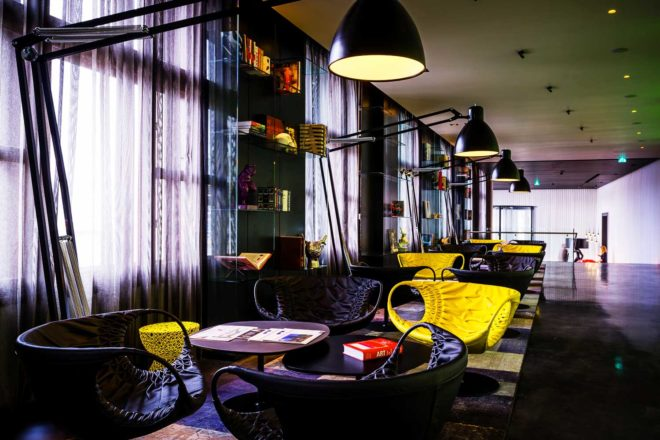 Amsterdam Hotels: Art'otel