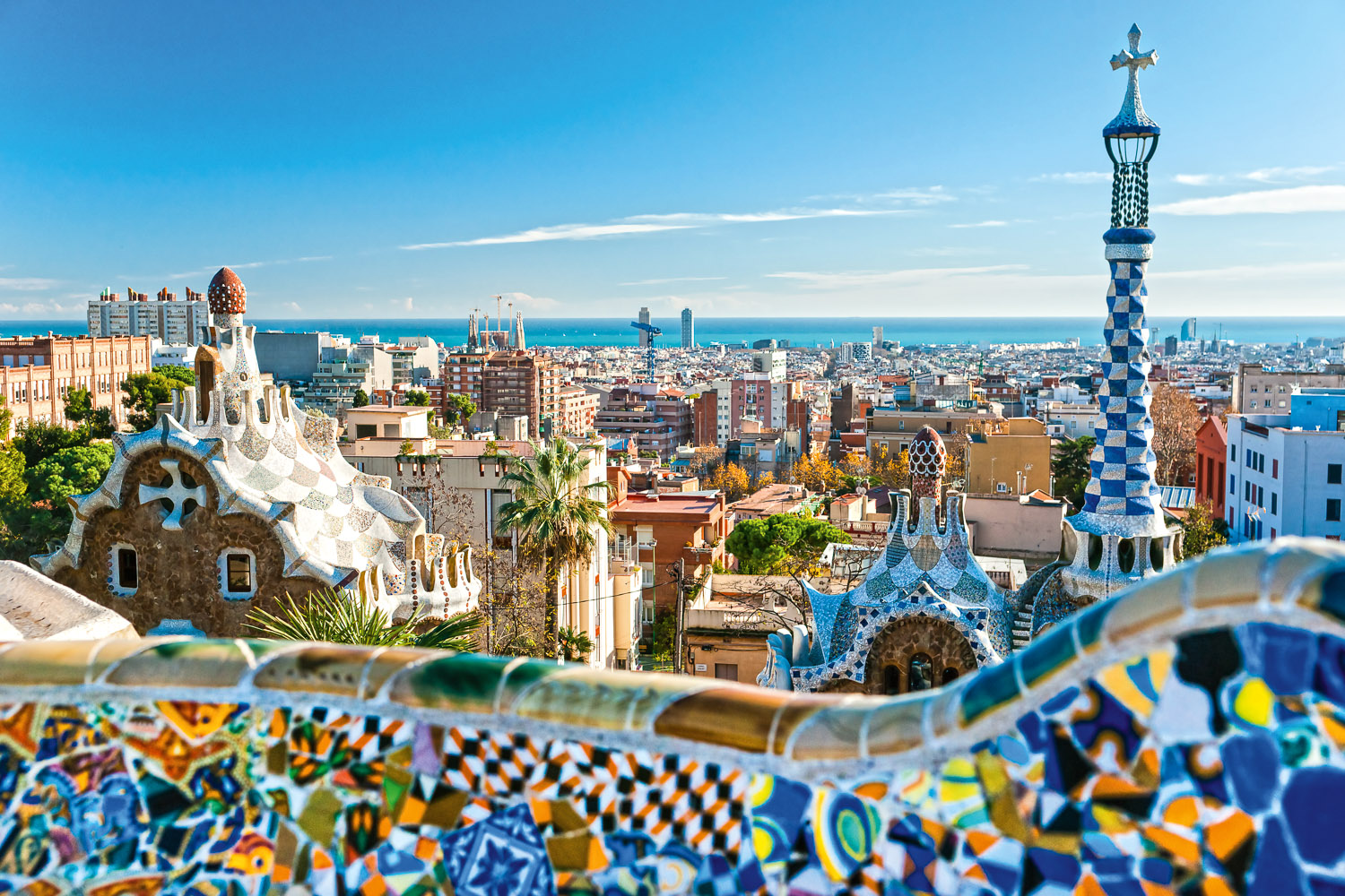 How To See Barcelona In A Day Port City Barcelona In Spain