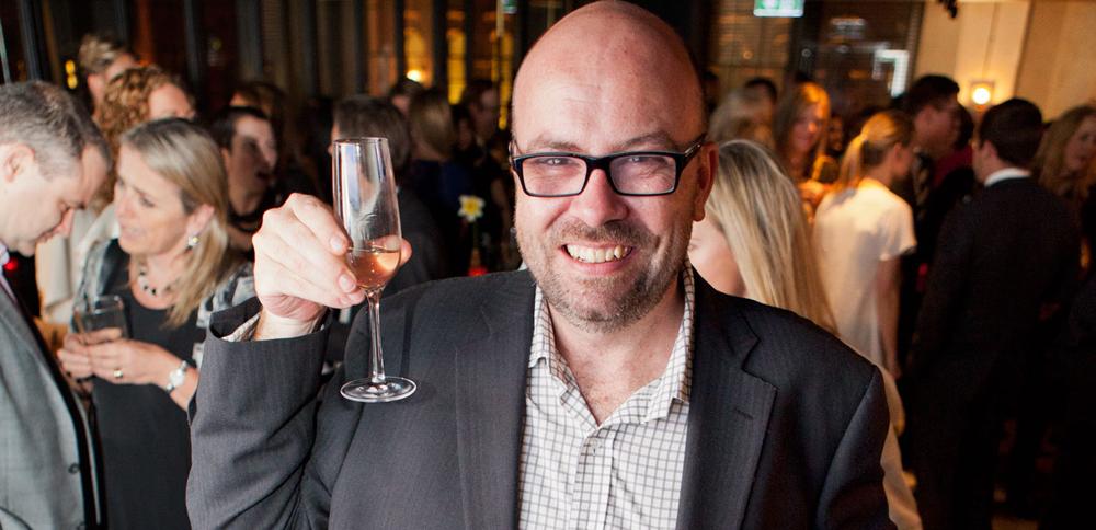 Co-founder of International Traveller magazine, Nigel Herbert