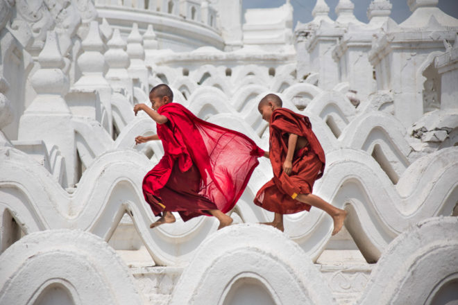 Your shot: Mingun, Myanmar.