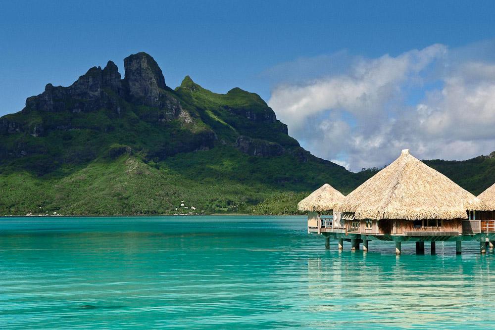 Bora Bora Lagoon, Tahiti