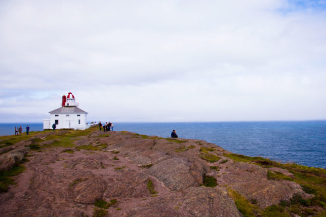 Cape Spear, St-John's, Newfoundland