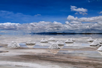 The Altiplano in Bolivia, ranked #31 in our countdown of '100 Ultimate Travel Experiences of a Lifetime'.