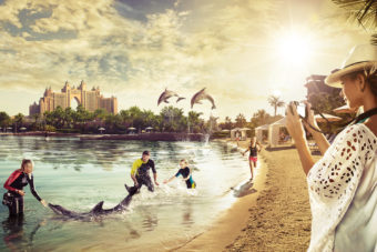 Atlantis The Palm, Dubai.