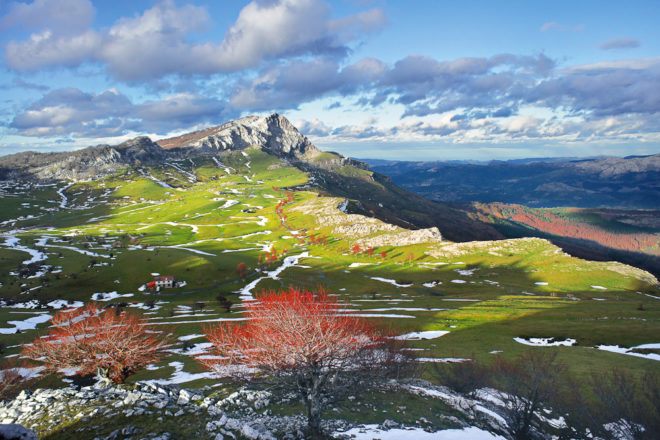 Basque Country in Spain, ranked #28 in our countdown of '100 Ultimate Travel Experiences of a Lifetime'.