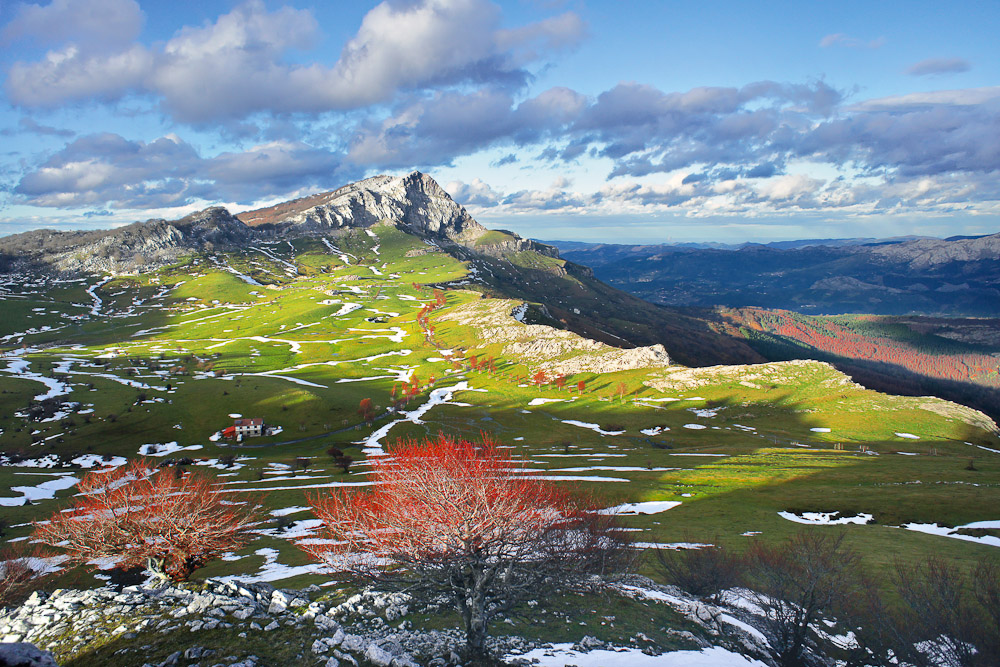 Spains Basque Country