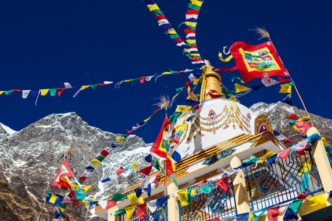 The Kingdom of Bhutan, ranked #18 in our countdown of '100 Ultimate Travel Experiences of a Lifetime'.