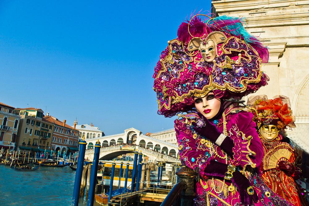 87. Celebrate the Carnival of Venice in Italy ...