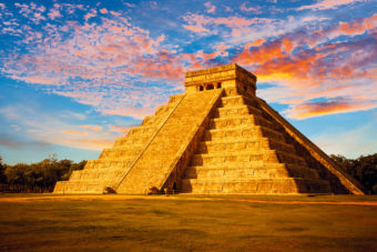 Mayan Ruins of Chichen Itza in Mexico, ranked #38 in our countdown of '100 Ultimate Travel Experiences of a Lifetime'.