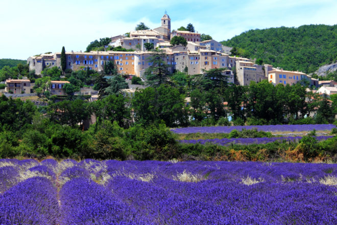 Provence in France, ranked #68 in our countdown of '100 Ultimate Travel Experiences of a Lifetime'.