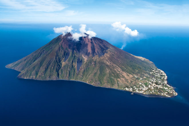 Stromboli in Italy, ranked #57 in our countdown of '100 Ultimate Travel Experiences of a Lifetime'.