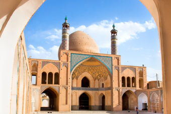 Iran, ranked #25 in our countdown of '100 Ultimate Travel Experiences of a Lifetime'.