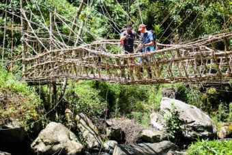 Kokoda Track in Papua New Guinea, ranked #88 in our countdown of '100 Ultimate Travel Experiences of a Lifetime'.