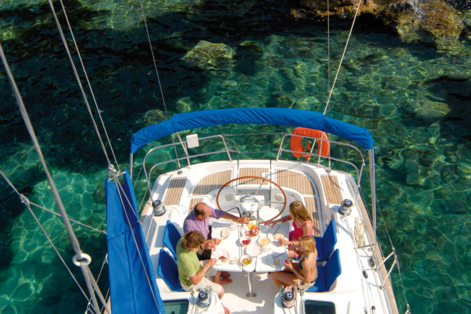 Bareboating in Croatia, ranked #76 in our countdown of '100 Ultimate Travel Experiences of a Lifetime'.