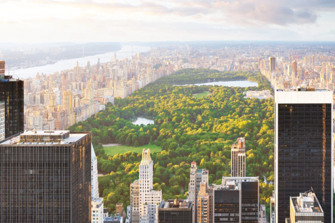 New York City, ranked #10 in our countdown of '100 Ultimate Travel Experiences of a Lifetime'.