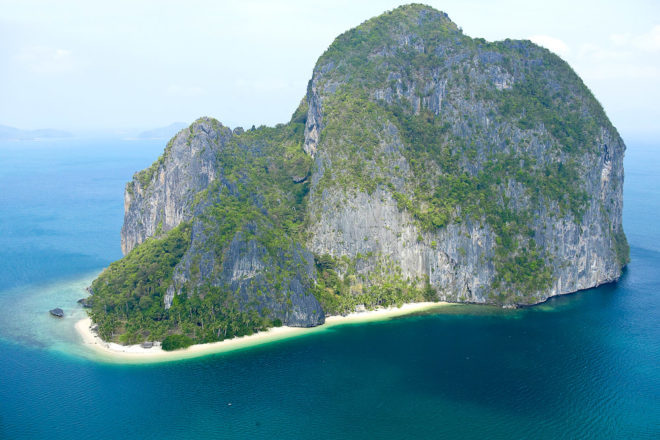 Palawan in the Philippines, ranked #89 in our countdown of '100 Ultimate Travel Experiences of a Lifetime'.