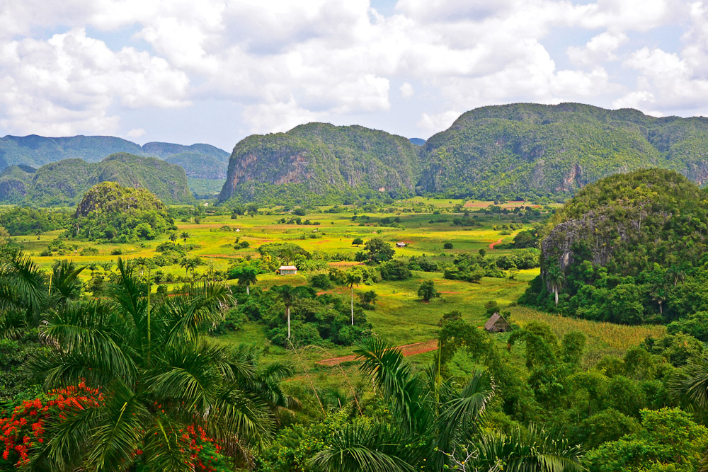 Pinar del Rio in Cuba, ranked #90 in our countdown of '100 Ultimate Travel Experiences of a Lifetime'.