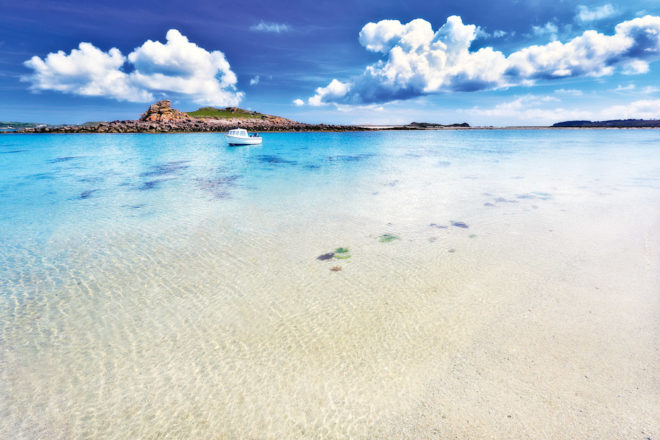 Isles of Scilly, England, ranked #100 in our countdown of '100 Ultimate Travel Experiences of a Lifetime'.