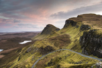 The Scottish Highlands, ranked #44 in our countdown of '100 Ultimate Travel Experiences of a Lifetime'.