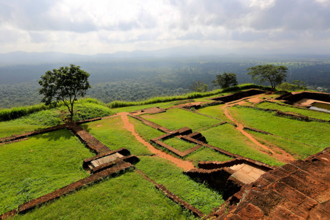 SigirIya, Sri Lanka, ranked #86 in our countdown of '100 Ultimate Travel Experiences of a Lifetime'.
