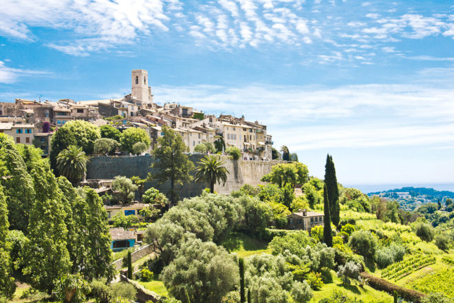 The south of France, ranked #42 in our countdown of '100 Ultimate Travel Experiences of a Lifetime'.