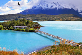 Torres del Paine, ranked #2 in our countdown of '100 Ultimate Travel Experiences of a Lifetime'.