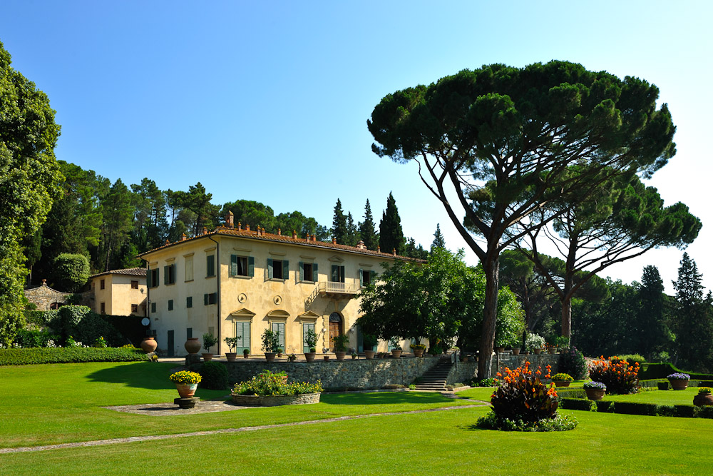 Winery Hotels Near Florence Italy