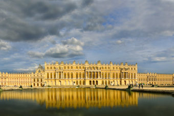 The Palace of Versailles in France, ranked #73 in our countdown of '100 Ultimate Travel Experiences of a Lifetime'.