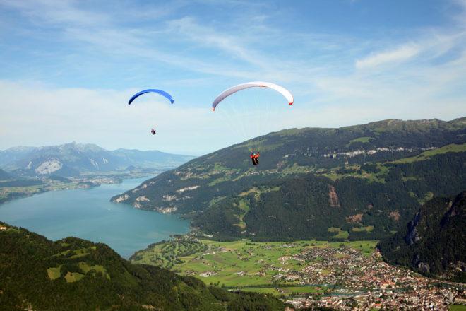 Interlaken - Switzerland's adventure capital