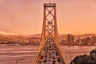 Driving coast to coast across the USA, ranked #71 in our countdown of '100 Ultimate Travel Experiences of a Lifetime'.