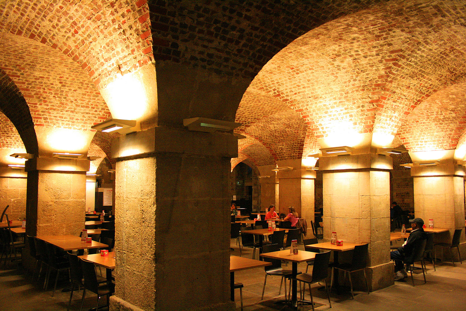 Cafe In The Crypt Prices