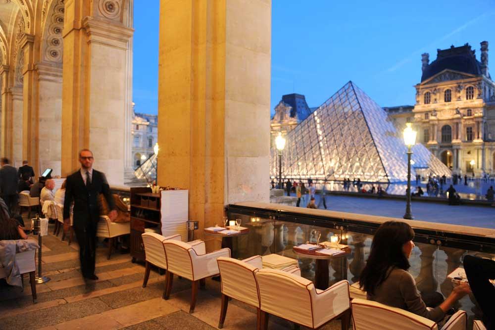 Cafe Marly Paris