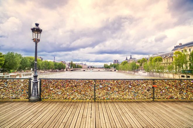 Pont des Art, Paris