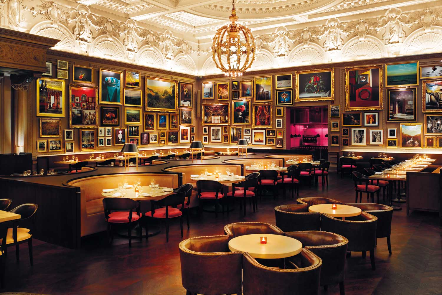 Hotels in Covent Garden, Soho and Leicester Square - International ...