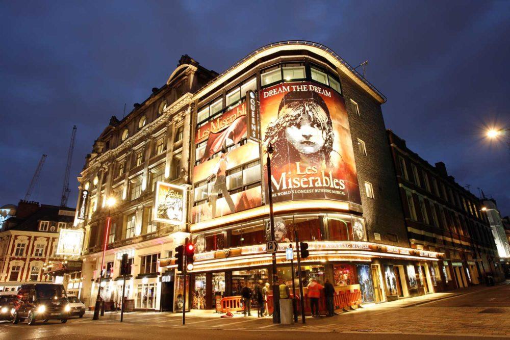 West End Musicals London