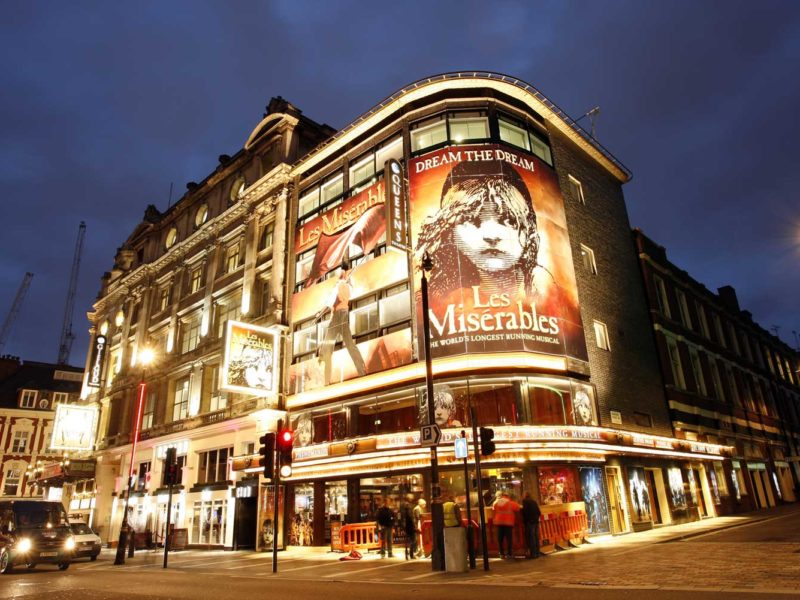 West End Musicals London