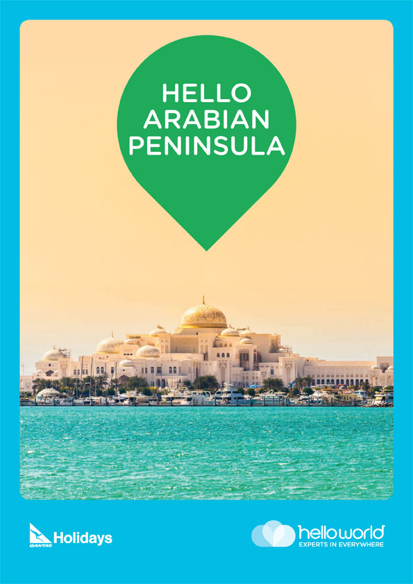 Hello Arabian Peninsula