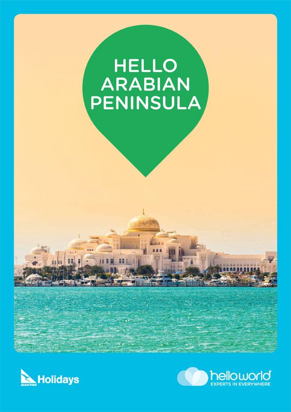 Hello Arabian Peninsula