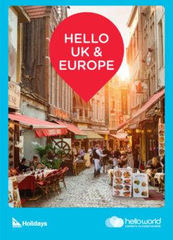 Hello UK & Europe