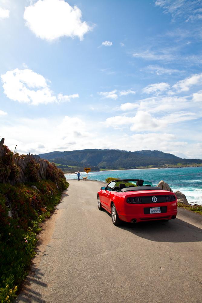 The Great Californian Road Trip International Traveller