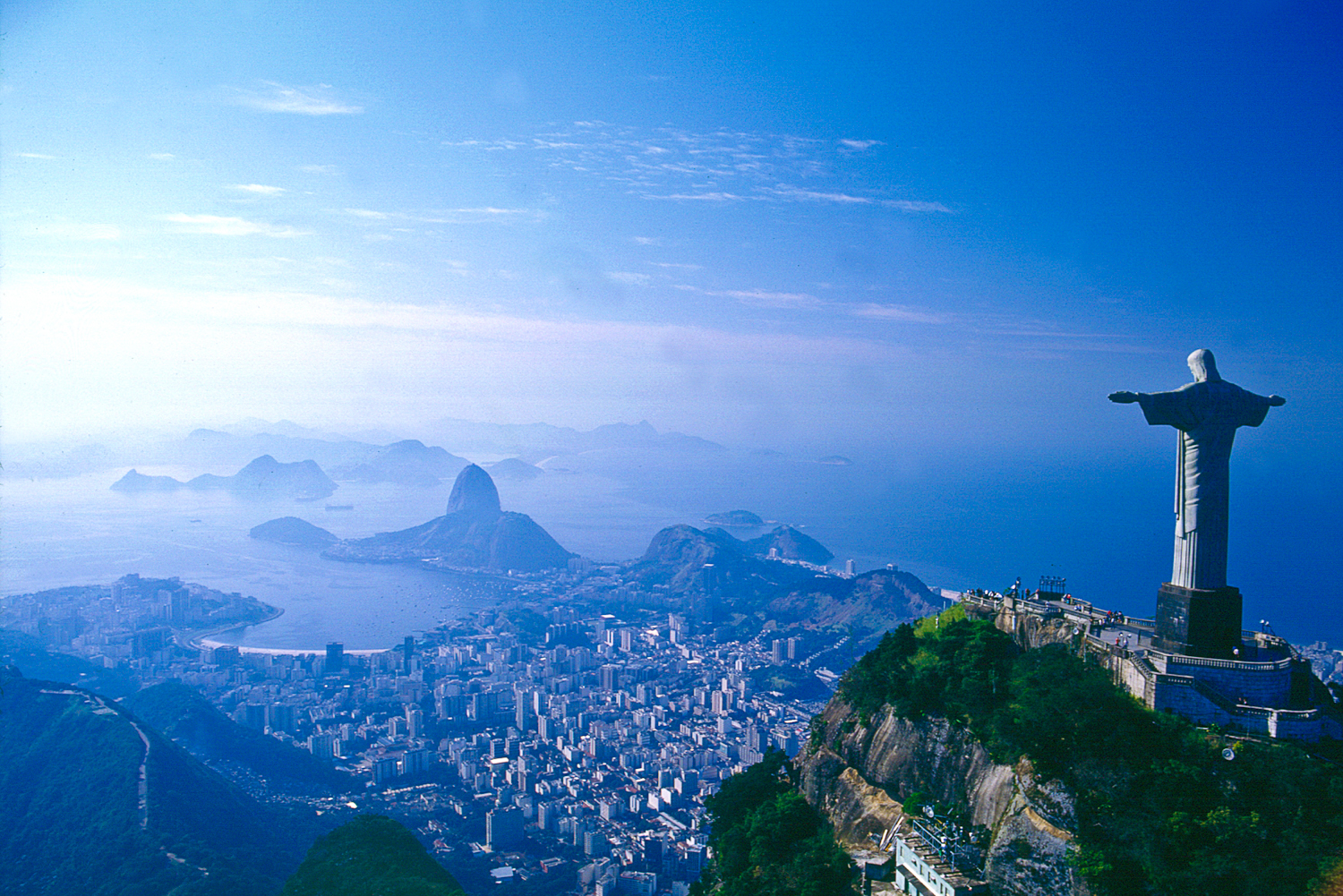 The Changing Face Of Rio De Janeiro International Traveller Magazine