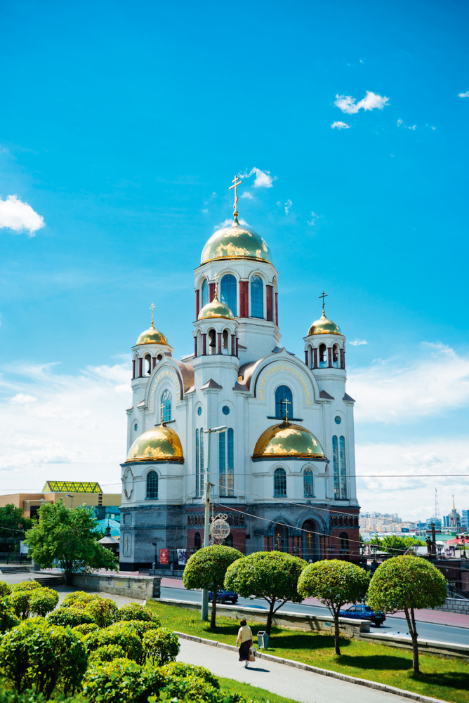 Summer In Siberia International Traveller Magazine