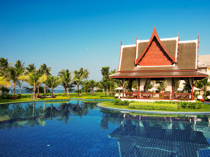 Sofitel Krabi Phokeethra Golf and Spa Resort, Thailand