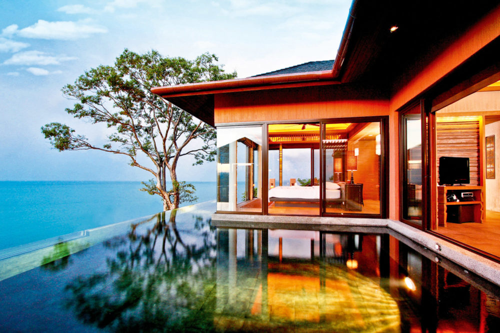 Luxury villa at Sri Panwa, from $1027 per night.