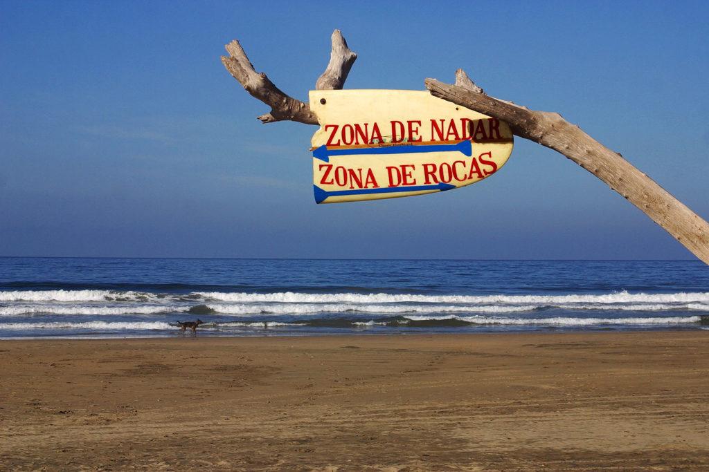 Troncones beach, Mexico.