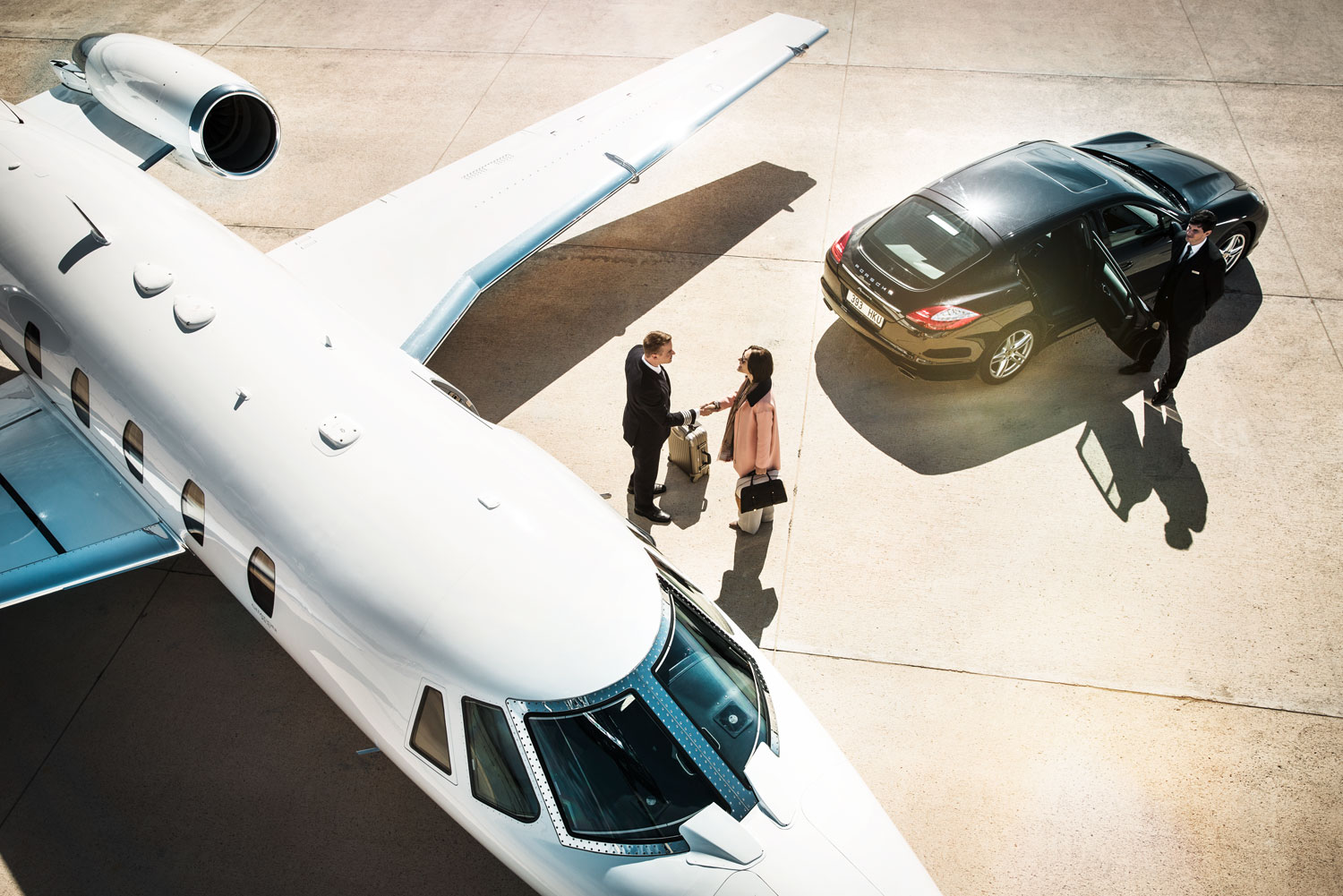 Think First Class Is Luxurious Try Your Own Private Jet