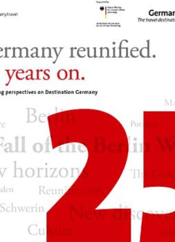 Germany Reunified 25 Years On