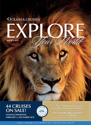 Oceania Cruises Explore Your World