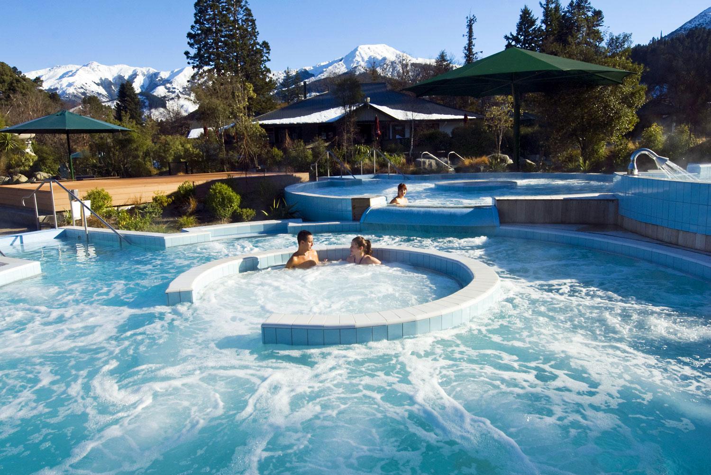 Hanmer Springs near Christchurch, NZ.